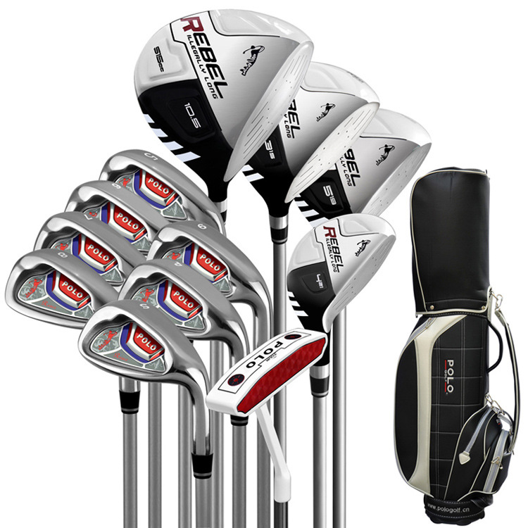 Principiante golf set Completo di club per gli uomini R golf club set