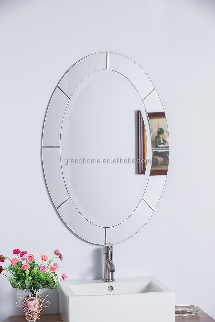 Beautiful Mirror hot in american supermarket beautiful mirror border design modern