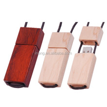 wooden usb stick usb flash drive 8GB usb flash drive bulk