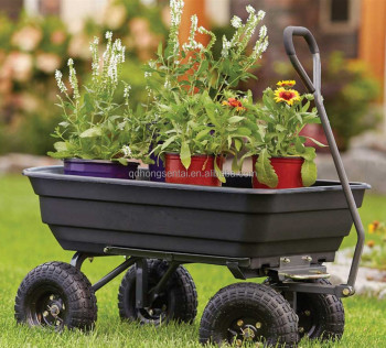 Wheelbarrow Garden Way Cart