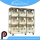 RB53P-9 SPF 9 cages 3 story laboratory rabbit cages