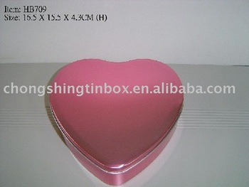 jewelry tin box