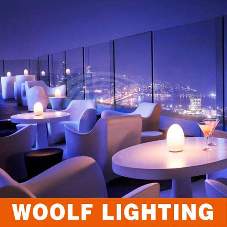 Decorative Led Light Dinner Table Lamp