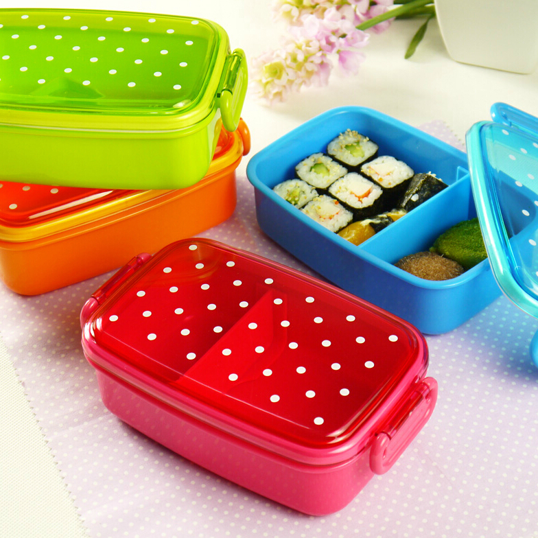 Cute Children Bento Containers with Compartments New Lunch ...