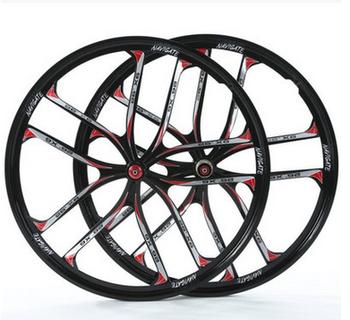 eec64c2a72d lightest strongest 26inch 10spoke magnesium alloy bike wheel bike rim  wholesale on line