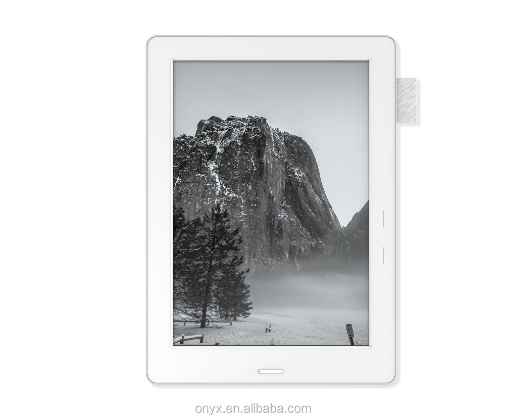 9.7 inch e-ink layar ebook Reader carta