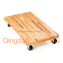 4 wheels carpeted moving round moving four wheel furniture piano dolly