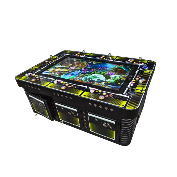 Earn Money Coin Operated Games Fishing Game Machine Shooting Fish Game Machine фото