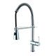 Pull Out Deck Mount Pre-rinse Spray Kitchen Faucet
