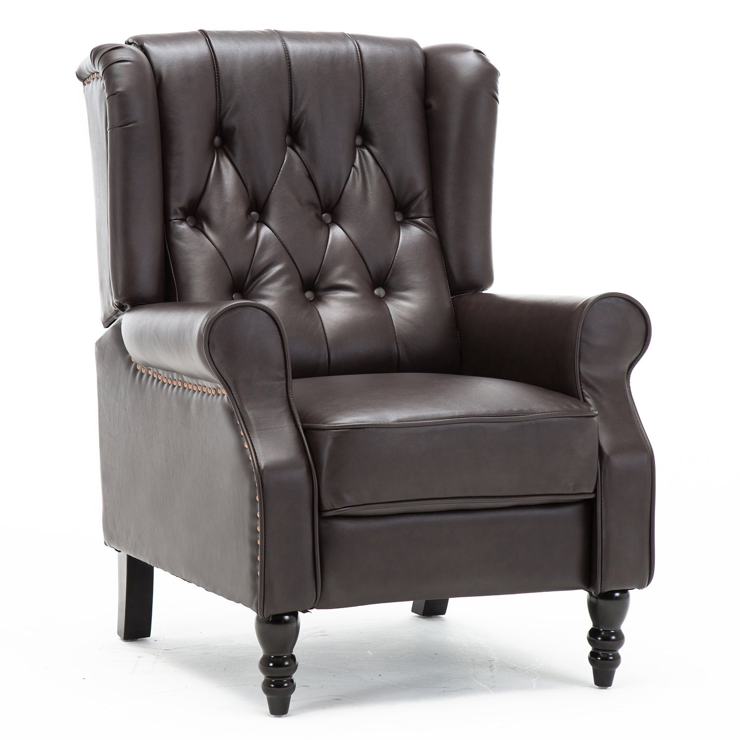 Cheap Leather Wingback Armchair Find Leather Wingback