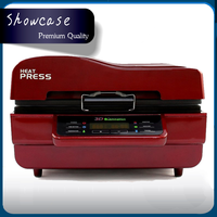 Phone Case Mug Cup T-shirt Printing 3d sublimation vacuum heat press machine