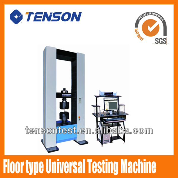 Computer controlled steel wire tensile testing machine Tensile strength testing machine Tensile tester