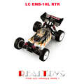 LC Racing 1 14th EMB 1HL Electric brush power Off Road RC Buggy RTR