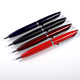 Hot selling china Heavy Vip business promotional famous impression brand various matt black red boss gift ballpoint pen