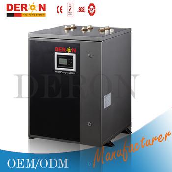 heating&cooling&hot water geothermal heat pump 16 kw,air