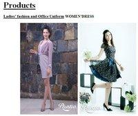 Ladies' Fashion, Office Uniform, Women Dress