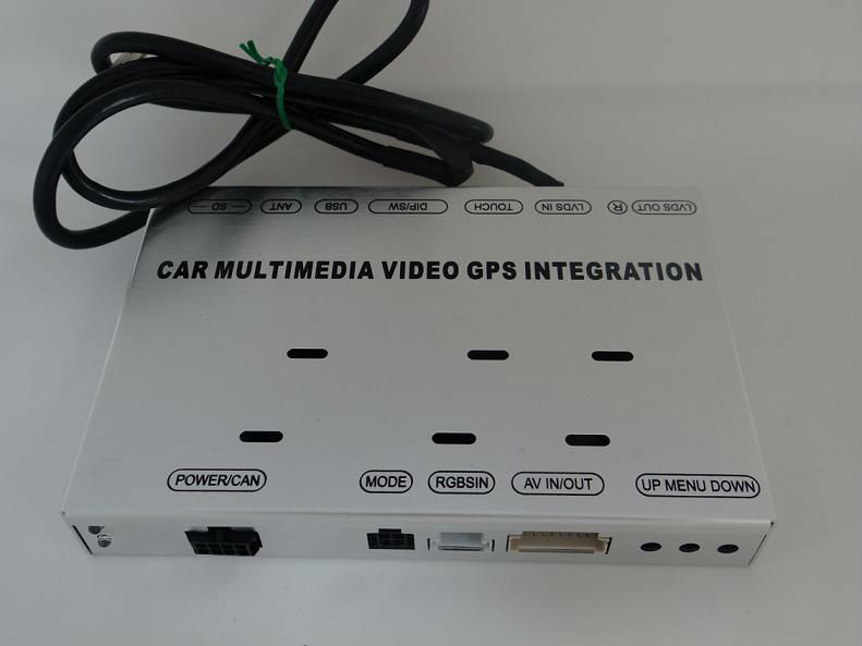 Car Video Interface for 2009-2011 Opel Insignia