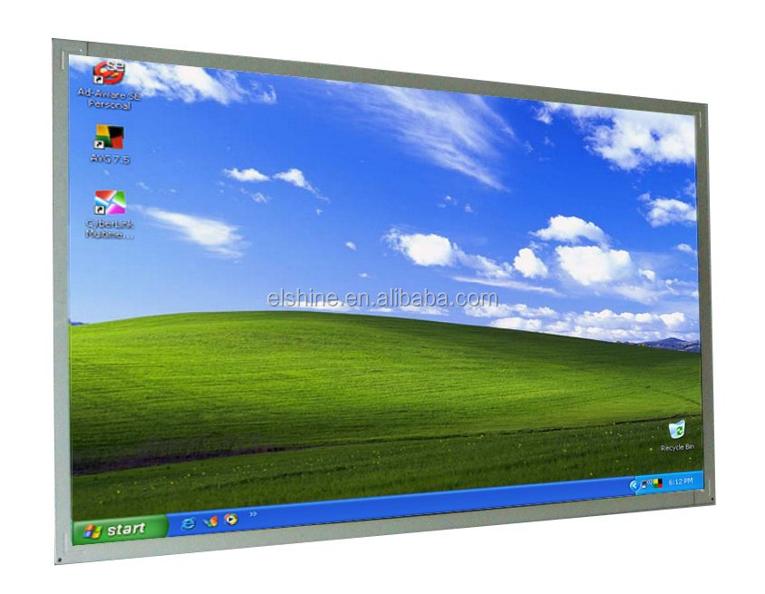 "42"" 1000nits outdoor sunlight readable LCD panel"