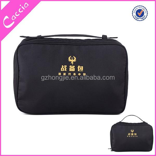 9083c3d86026 2017 Grosir fashion pria membuat kasus pribadi perlengkapan mandi tas hitam  promosi