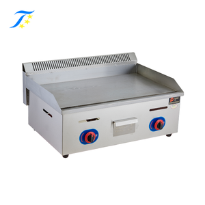 Double Sided Grill And Griddle Gas Grill Flat Griddle