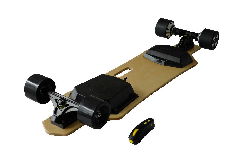 Hot Sale Cheap 4 Wheels Electric Skateboard Hub Motor Kit Off Road Electric Longboard  Buy