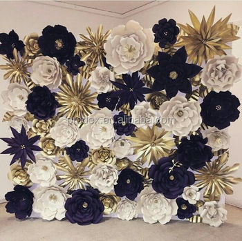 Wedding flower giant paper flower backdrop buy cheap wedding wedding flower giant paper flower backdrop mightylinksfo