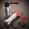 Vacuum 350ml thermos insulated stainless steel water bottle