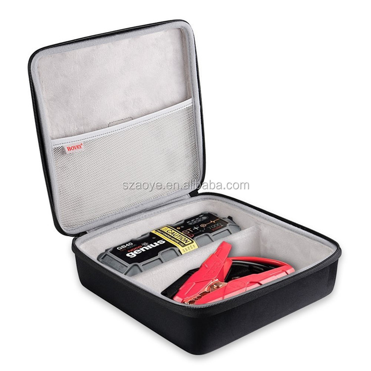 Carry Case for Genius Boost HD GB70 2000 Amp 12V UltraSafe Lithium Jump Starter