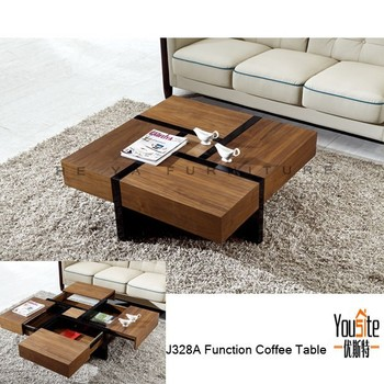 Foshan City Furniture Tray Coffee Table Mdf Movable Coffee Table Part 29