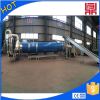 Latest designed coco coir rotary drum dryer zhengzhou coconut shell drying line