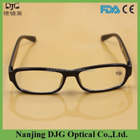 Delicate Design Acrylic Lens Rectangle Optical Reading Glasses On Big Sale