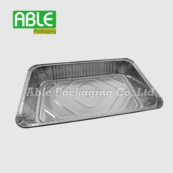 Shanghai Able Packing the disposable aluminum foil full size deep container
