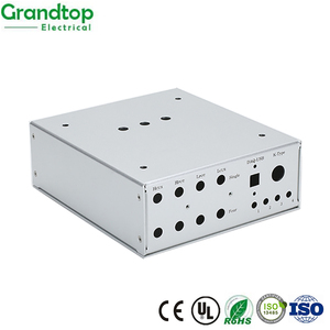 Electrical Metal Distribution Box IP65 Wall Mount Enclosure Stainless Steel