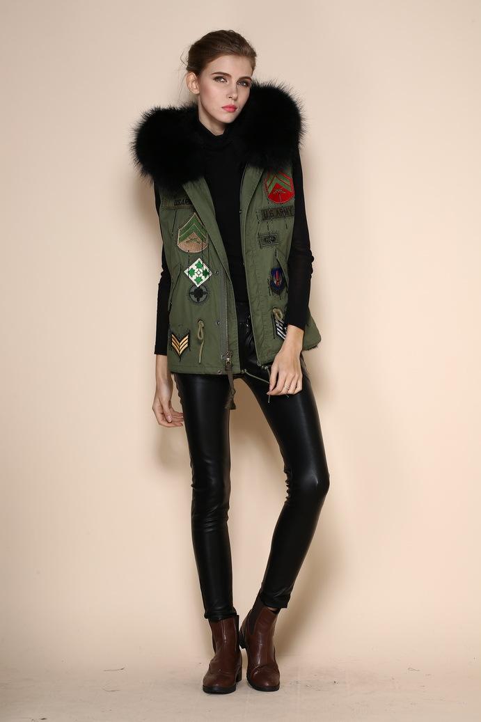 Winterjas Populair.Top Mode Legergroen Populair In Londen Hot Koop Vrouwen Parka Winterjas Buy Parka Jas Winter Jas Shortjacket Product On Alibaba Com