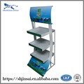 Hot Selling In China Market Top Quality Customized Metal Commercial Book Rack