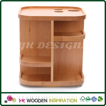 Wood Makeup Organizer Display , Buy Wood Makeup Organizer,Wood Makeup Box  Small Wood Box,Wood Makeup Box Wooden Jewelry Box Product on Alibaba.com