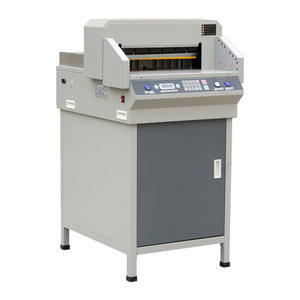 4808H Automatic program fast speed electric guillotine paper cutter cutting machine 480*480mm