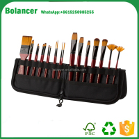 Bolancer Creative Mark Folding Brush Storage Easels & Traveling Cases