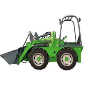 High efficiency sdlg wheel tractor front loader