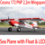 Cessna 170 with Float EPO PNP 2204mm Wingspan RC Cessna 172 Water Sea Plane