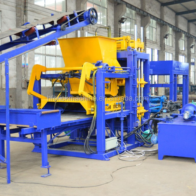 QT5-15 Wholesale Price Construction Machinery Block Making Machine For Building House