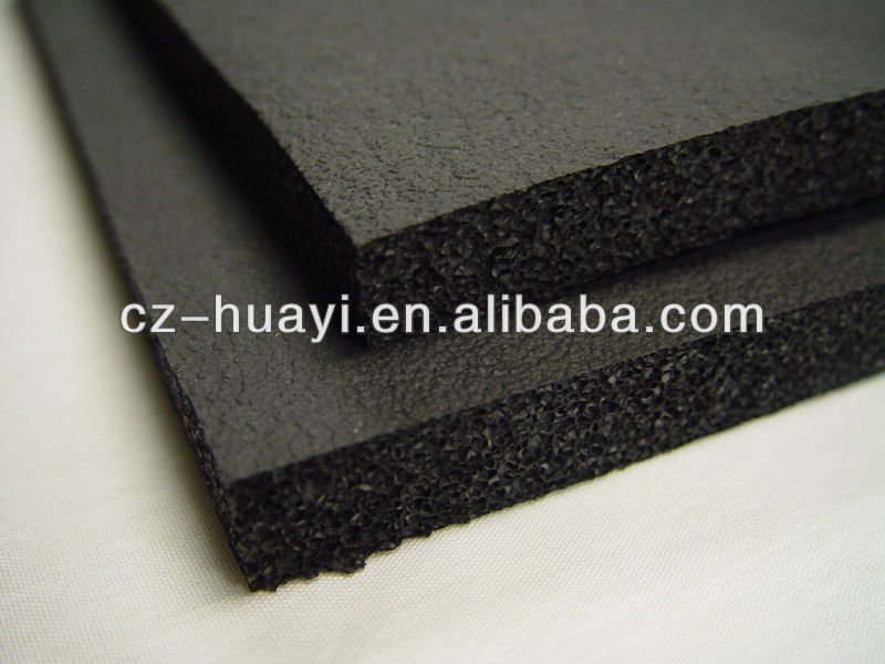 Cr Epdm Adhesive Backed Foam Strips