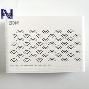 GPON ONT ONU ZXA10 F612 F612W FTTH WIFI modem English Firmware