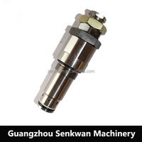 Excavator spare parts PC200-5 contol valve safety main relief valve