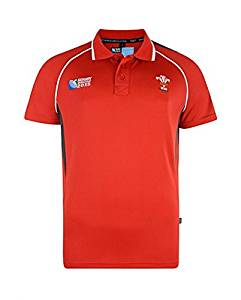 Wales Rugby World Cup 2015 Wingers Adults Polo Shirt