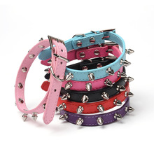 Eco-friendly zinc dog collar studs dog Yiwu pet products spiked dog collar