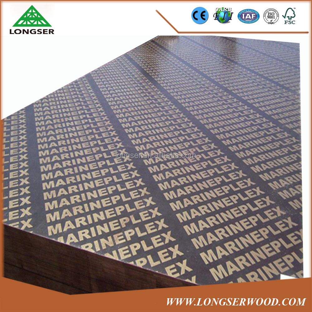 Form ply film faced plywood