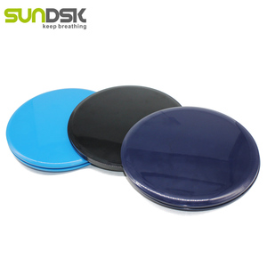 High quality colorful fitness gliding discs core sliders