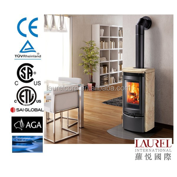 good quality wood burning stove insert for Europe