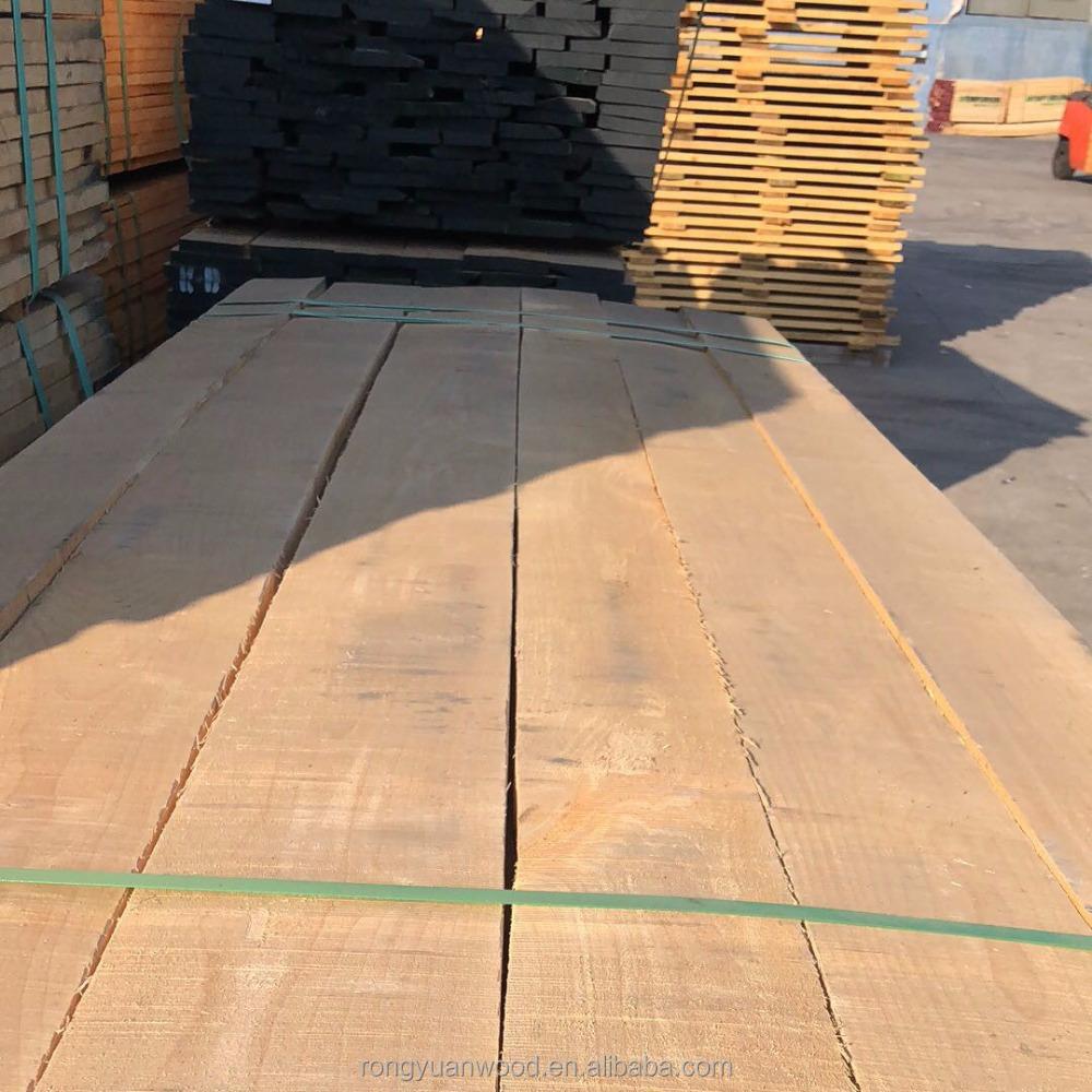 American hard Maple, northern hardwood sawn timber from America